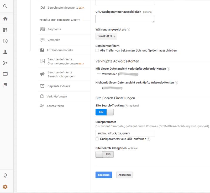 Google Analytics DooFinder